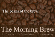 I've contributed to The Morning Brew - Daily .NET News and Views